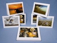 Outer Banks Images - Set A (assorted boxed set of 6)