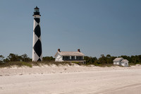 Cape Lookout Lighthouse, Cape Lookout, NC
